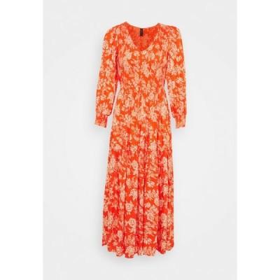 ヤス トール ワンピース レディース トップス YASMANISH DRESS - Day dress - tigerlily