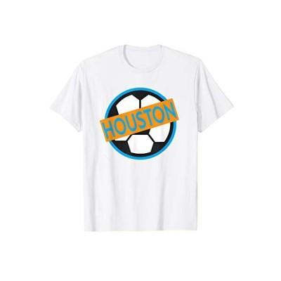 Houston Soccer Jersey Style Football Fan FC Texas T-Shirt