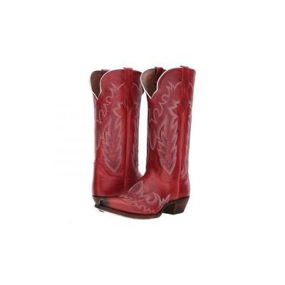 Justin ジャスティン レディース 女性用 シューズ 靴 ブーツ ウエスタンブーツ Elina - Redstone