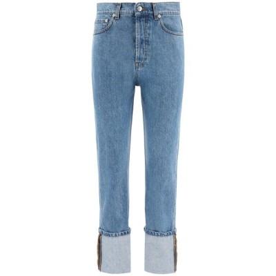 ナヌーシュカ レディース デニムパンツ ボトムス Nanushka Cho Straight-Leg Jeans -