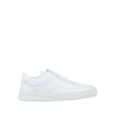 フィリングピースズ Filling Pieces  メンズ スニーカー シューズ 靴 ホワイト