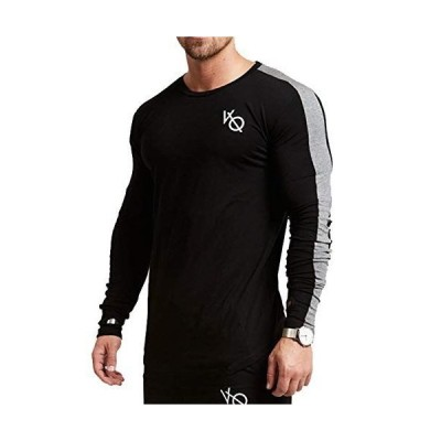 (ビベター)Bebetter メンズ Tシャツ 長袖 スポーツウェア 秋冬 トレーニングウェア パーカー スウェットシャツ ストレッチ素材