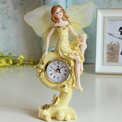 置き時計 妖精 フェアリー ヴィンテージ かわいい