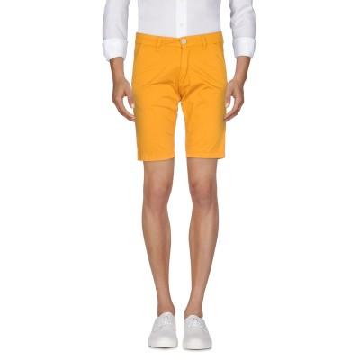 LIU •JO MAN ショートパンツ&バミューダ オークル 44 98% コットン 2% ポリウレタン ショートパンツ&バミューダ