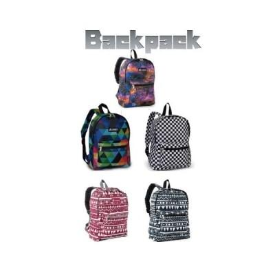 【5デザイン!!】EVEREST Basic Pattern Backpackエベレスト バックパック リュック