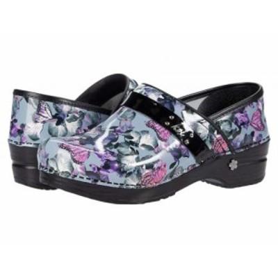 Sanita サニタ レディース 女性用 シューズ 靴 クロッグ ミュール Orchid Bloom Grey【送料無料】