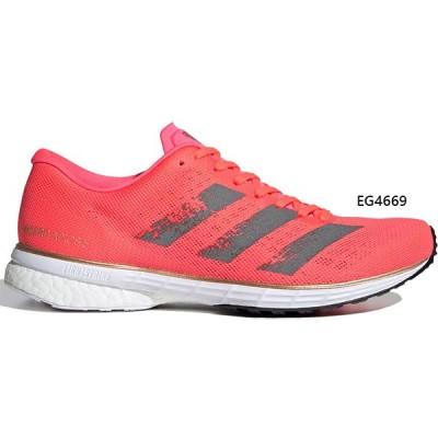 アディダス レディース アディゼロ アディオス Adizero Adios 5 ジョギング マラソン ランニングシューズ EG4669