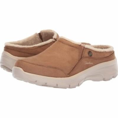 スケッチャーズ SKECHERS レディース シューズ・靴 Easy Going - Latte Tan