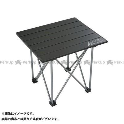 【無料雑誌付き】DAYTONA テーブル コンパクトアウトドアテーブル(ブラック) デイトナ