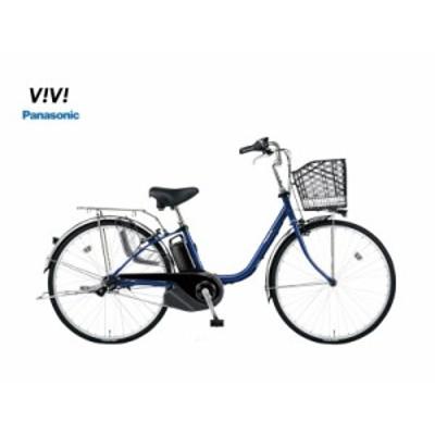 パナソニック ビビ・SX 電動アシスト自転車