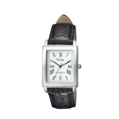 [クロトン] 腕時計 RT-158M-CA メンズ ブラック