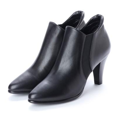 アンタイトル シューズ UNTITLED shoes ブーティ (ブラック)