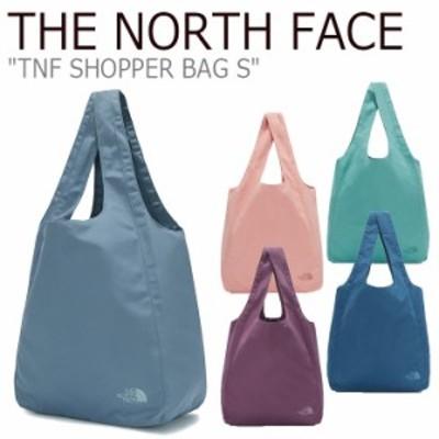 ノースフェイス エコバッグ THE NORTH FACE TNF SHOPPER BAG S ショッパーバッグ S NN2PM21A/B/D/E/F バッグ 新品未使用 新古品
