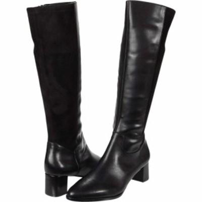 トロッターズ Trotters レディース ブーツ シューズ・靴 Kirby Black Leather