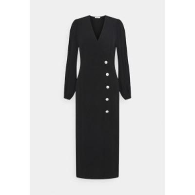 エディテッド レディース ワンピース トップス LAILANI DRESS - Cocktail dress / Party dress - schwarz schwarz