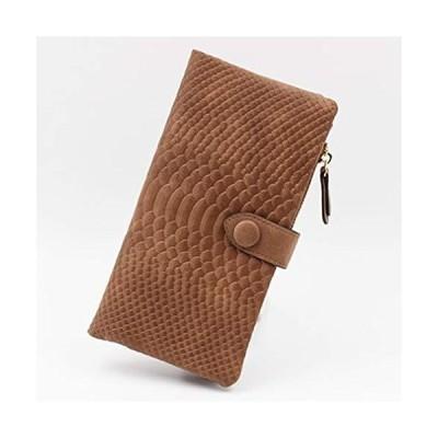 UINKE Clutch Wallet Card Holder Organizer Ladies Purse Button Hasp Buckle W