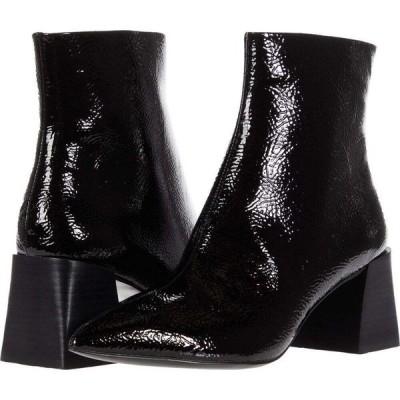スティーブ マデン Steve Madden レディース ブーツ シューズ・靴 Elaria Dress Bootie Black Patent