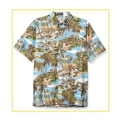 新品Reyn Spooner Men's M501712519, Mauna Lani - Air Blue, L並行輸入品