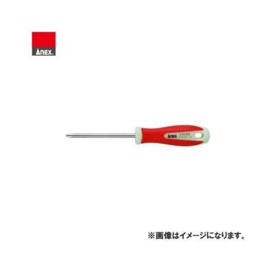 アネックス ANEX ステンレス蓄光ドライバー レギュラータイプ(+2×100) No.1505