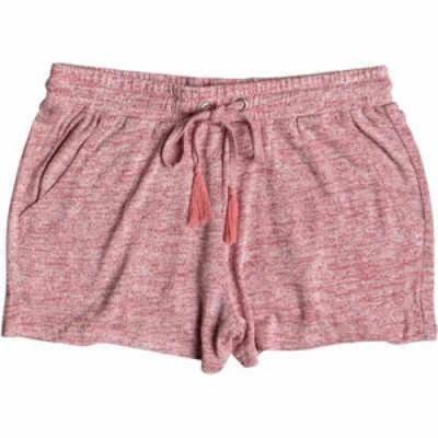 ロキシー ショートパンツ Roxy Cozy Chill Shorts Berry
