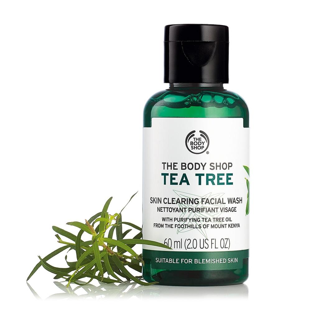 茶樹淨膚深層潔面膠-60ML