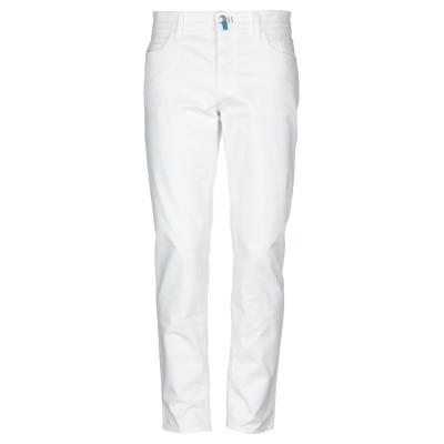 シビリア SIVIGLIA パンツ ホワイト 33 コットン 98% / ポリウレタン 2% パンツ