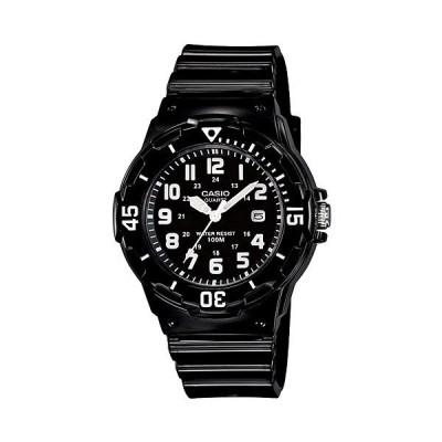 カシオ CASIO ダイバールック レディース 腕時計 LRW200H-1B ブラック