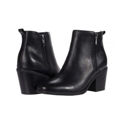 Sofft ソフト レディース 女性用 シューズ 靴 ブーツ アンクル ショートブーツ Canelli - Black Duster