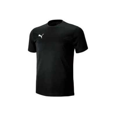 [プーマ] サッカーウェア 半袖Tシャツ 656335 [メンズ] ブラック (02) 日本 M (日本サイズM相当)