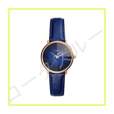 Fossil Women's Prismatic Galaxy ES4729 Gold Leather Japanese Quartz Fashion Watch 並行輸入品