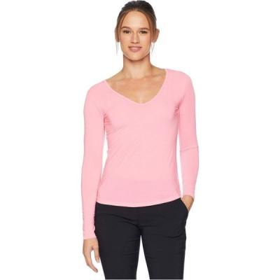 ジェイミー サドック Jamie Sadock レディース トップス Sunsense Long Sleeve Layering Top Luminosity Pink