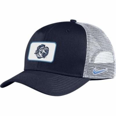 ナイキ Nike メンズ キャップ トラッカーハット 帽子 North Carolina Tar Heels Navy Classic99 Trucker Hat
