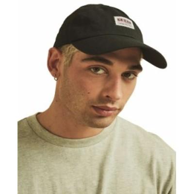 ゲス メンズ 帽子 アクセサリー Men's Originals Unisex Baseball Hat Jet Black