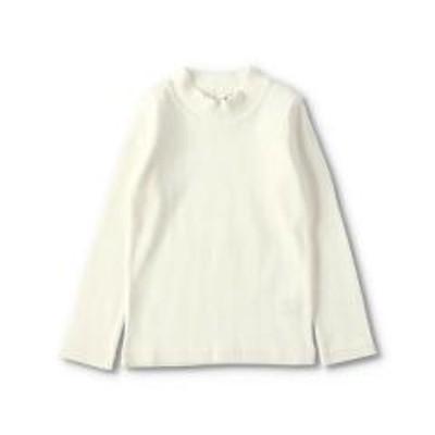 branshes(ブランシェス)テレコハイネック長袖Tシャツ【お取り寄せ商品】