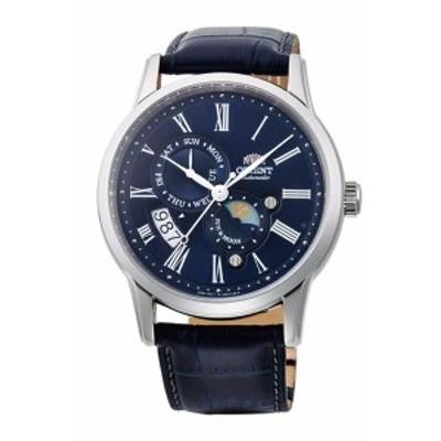 オリエント ORIENT クラシック サン&ムーン CLASSIC SUN&MOON RN-AK0004L メンズ ウォッチ 時計 腕時計