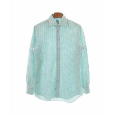 Errico Formicola エリコフォルミコラ カジュアルシャツ メンズ