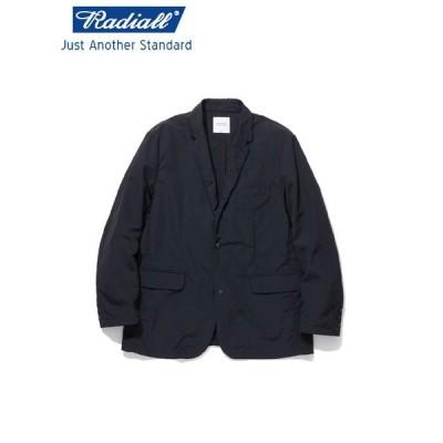 RADIALL (ラディアル) CUTLASS - TAILORED JACKET (テーラードジャケット) Black