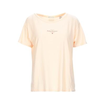 メゾンスコッチ MAISON SCOTCH T シャツ ローズピンク S オーガニックコットン 100% T シャツ