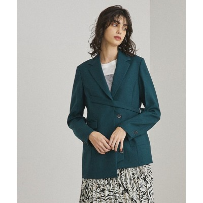 UNITED TOKYO / トラポジーウールジャケット WOMEN ジャケット/アウター > テーラードジャケット