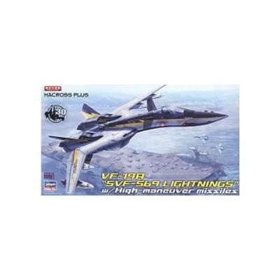 65799 VF-19A「SVF-569ライトニングス」w/ハイマニューバミサイル