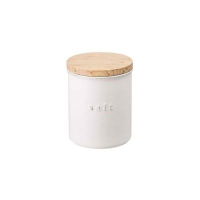 陶器キャニスター トスカ ソルト ホワイト 3427 tosca[01]