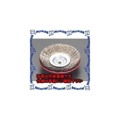 【代引不可】【個人宅配送不可】ESCO(エスコ) 95mm ワイヤーブラシ(ベベル型/ステンレス製) EA809-5C [ESC059056]