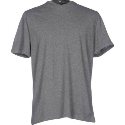 カポビアンコ CAPOBIANCO メンズ Tシャツ トップス t-shirt Grey
