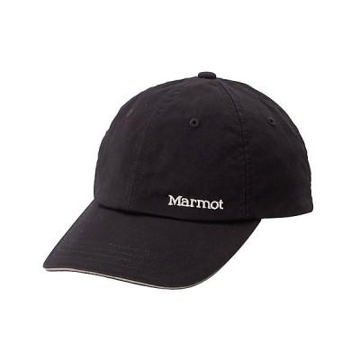 Marmot (マーモット) BASEBALL CAP FREE BLK メンズ TOANJC38 BK