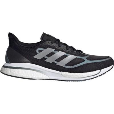 アディダス adidas メンズ ランニング・ウォーキング シューズ・靴 Adidas Supernova + Boost Running Shoes Black/Silver