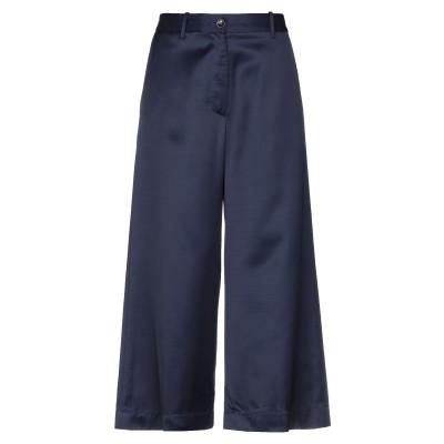 NINE:INTHE:MORNING パンツ ダークブルー 26 レーヨン 100% パンツ