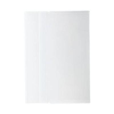 まとめ リヒトラブ ワンタッチホルダー A4乳白 F-3445-1 1パック  4枚  ×50セット