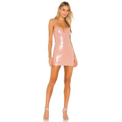 エヌビーディー NBD レディース ワンピース ワンピース・ドレス Verona Mini Dress Nude