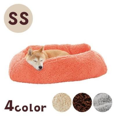 抗菌防臭ふんわりサンドイッチベッド SS 犬 猫 ベッド ふわふわ もこもこ あったかい 防寒 冬 かわいい 抗菌 防臭 清潔 ペット ペピイ PEP