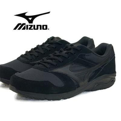 ミズノ MIZUNO CS800 黒 ウォーキング カジュアル 183409 3E メンズ
